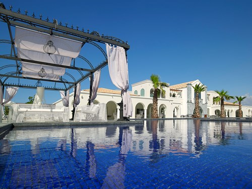 Anemos Luxury Grand Resort: Georgioupolis crete resort