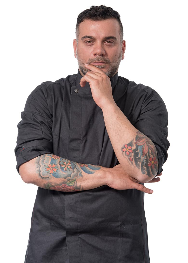 Executive Chef Mr. Kamistos Nikos