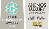 Best Greek Design Resort