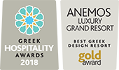 GHA 2018 - Best Greek Design Resort