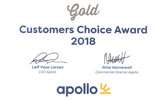 Apollo Customers Choice Award 2018